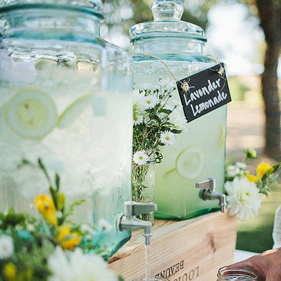 Wedding Lemonade Stand Ideas