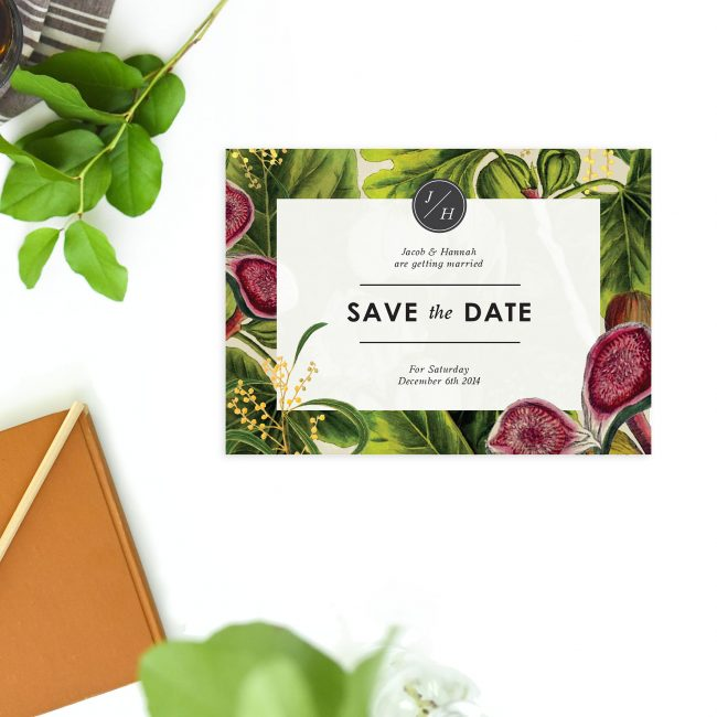 Australian Botanical Wedding Save the Dates Australia Sydney Perth Melbourne Adelaide Brisbane Canberra natural outdoor winery save the dates new york united states london uk